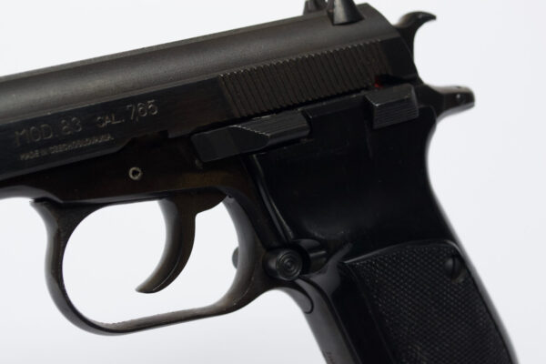 CZ 83 7.65mm Detail